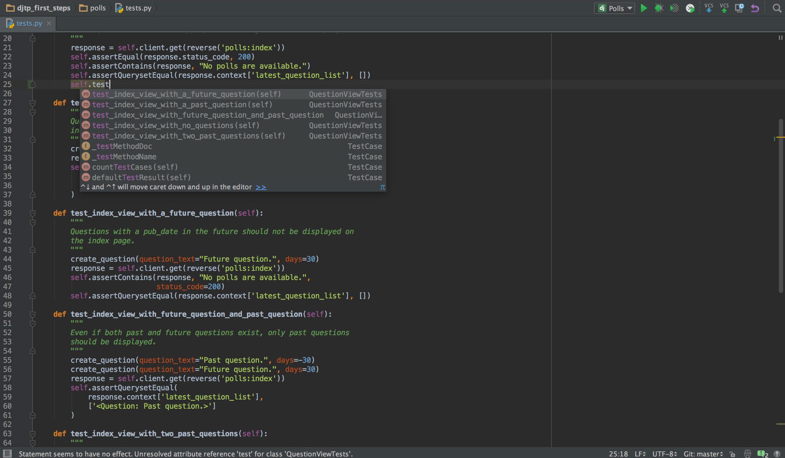 PyCharm - IDE för Python